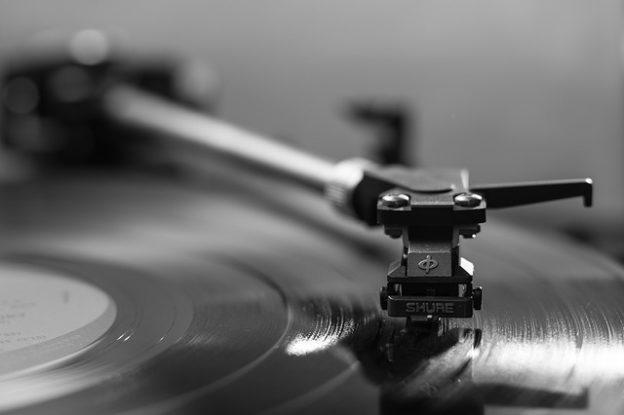 LP muziek